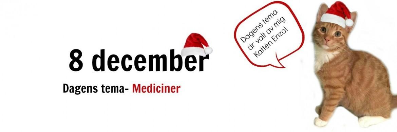 Lucka 8: Mediciner