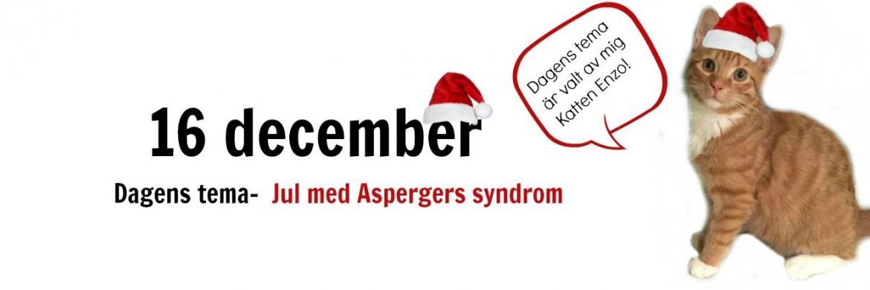 Lucka 16: Fira jul med Aspergers syndrom