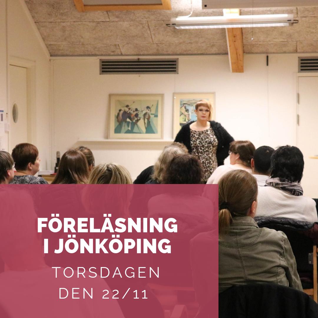 Föreläsning i Jönköping