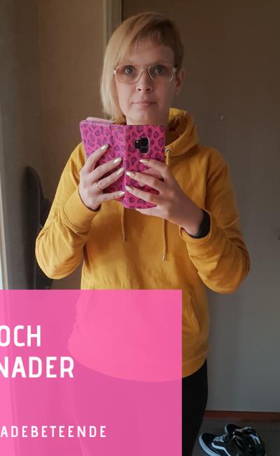 2 år och 3 månader utan självskadebeteende