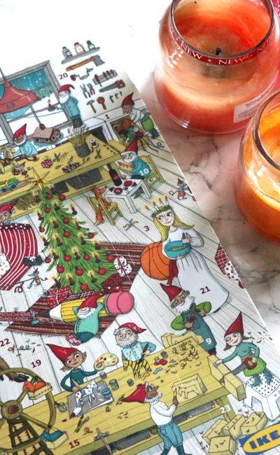 Julkalender för vuxna