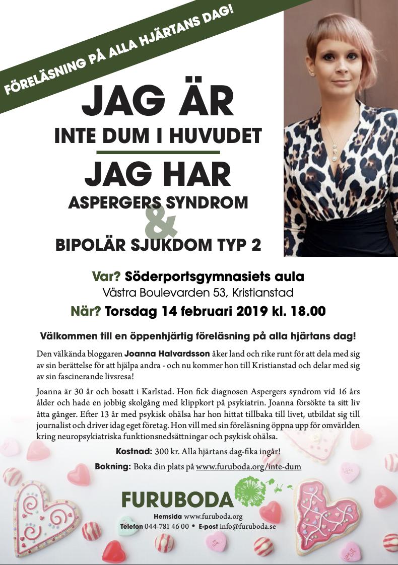 Föreläsning i Kristianstad