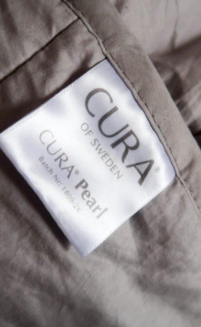 Recension: CURA® Pearl tyngdtäcke