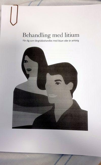 Välkommen till mitt liv Litium!