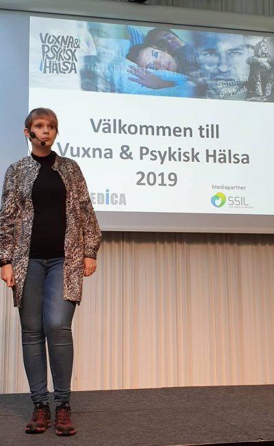 Vuxna & psykisk hälsa 2019