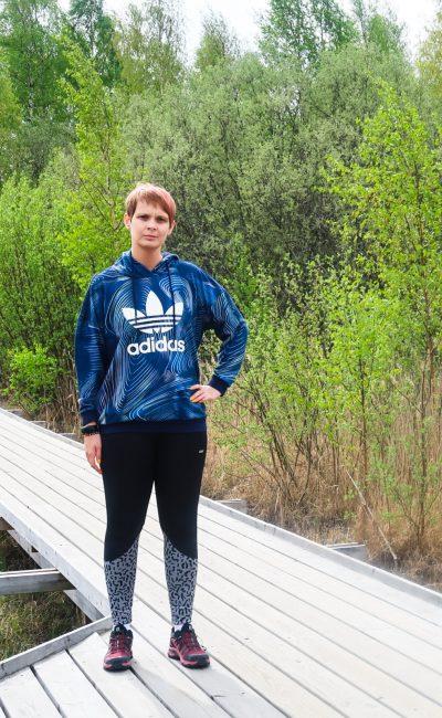 Sopplunch i Mariebergsskogen