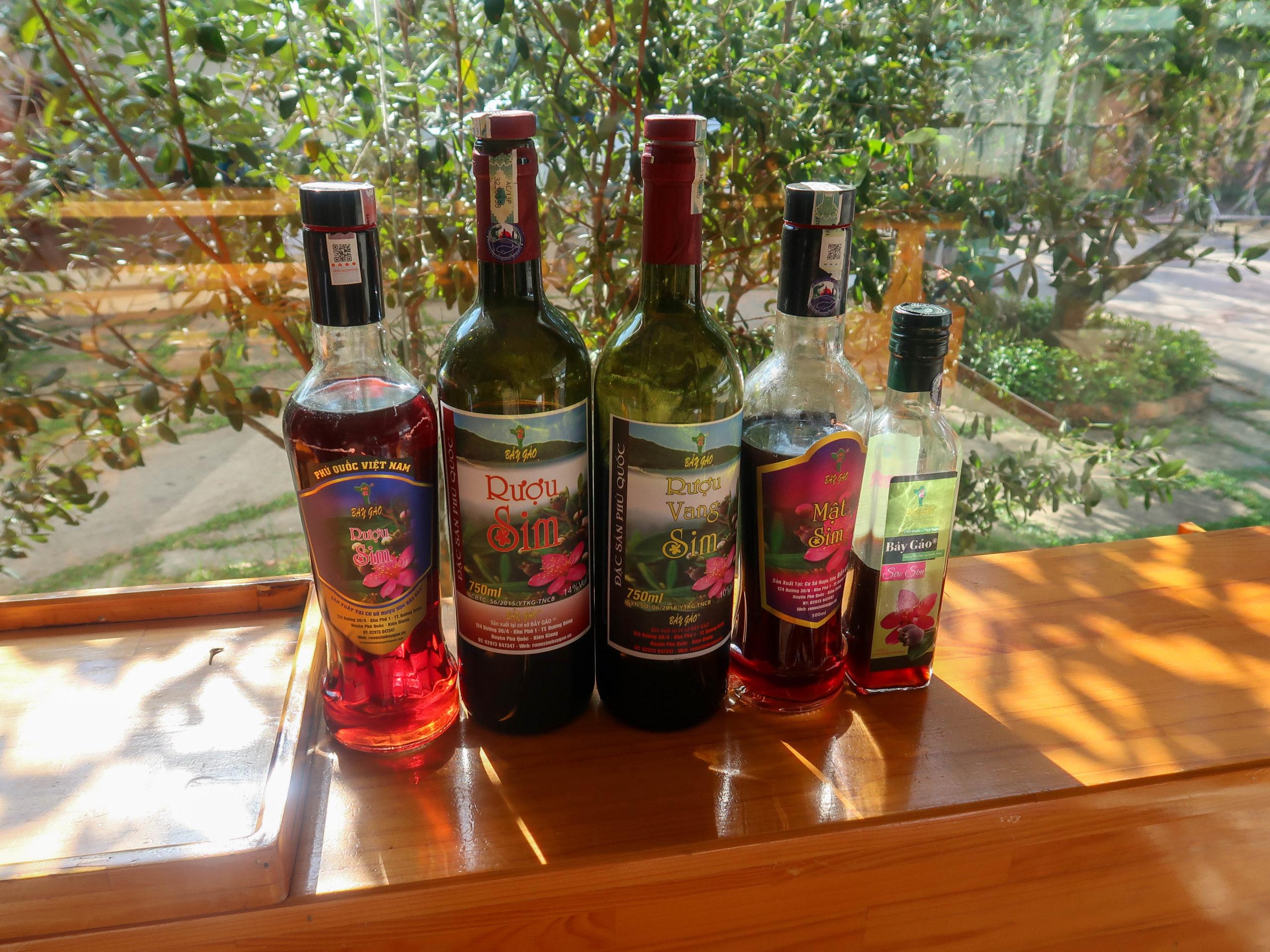 Sim Wine
