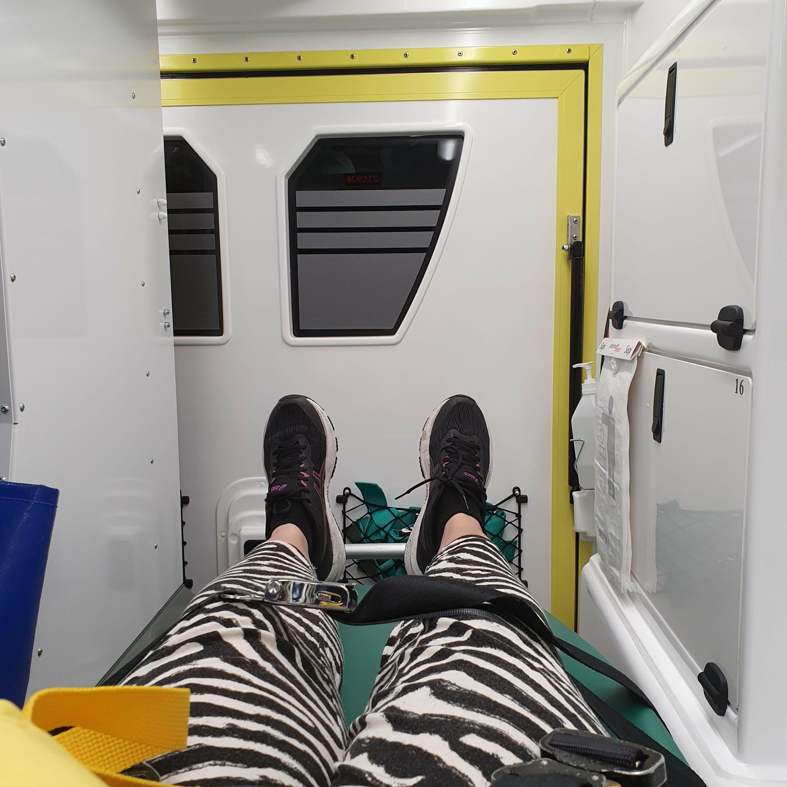 Ambulansfärd