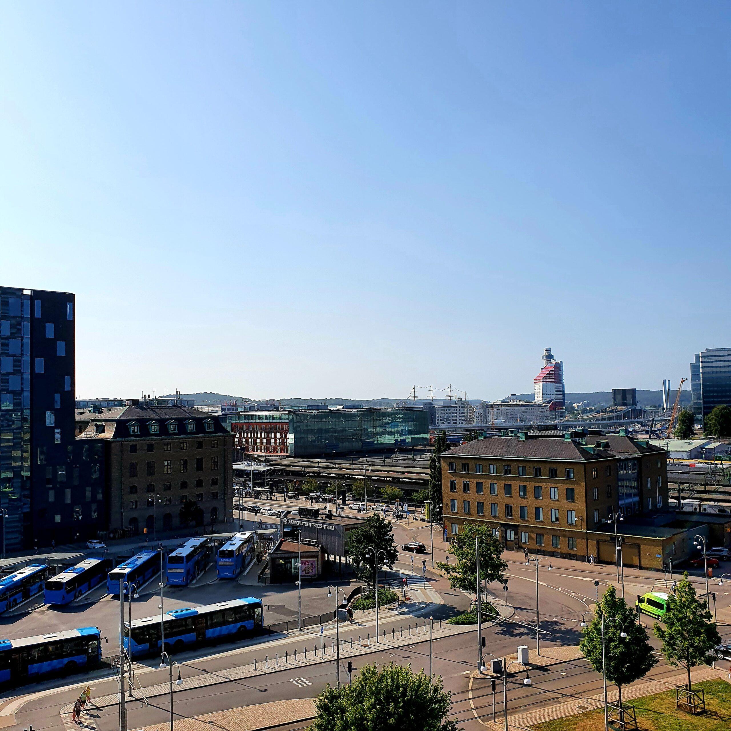 Semester i Göteborg